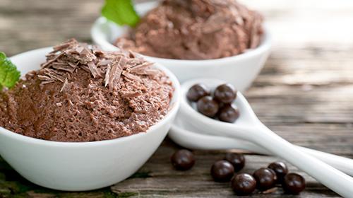 Whey Protein Chocolademousse
